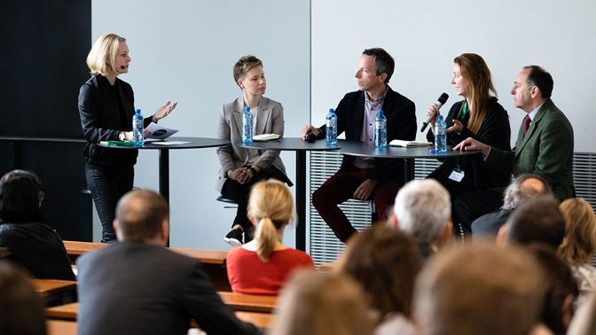 Annual Conference of the Swiss Society for Communication and Media Studies (SGKM)