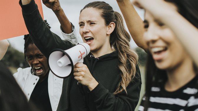 Christa Binswanger on the International Women's Day 2019