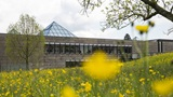 University of St.Gallen library building