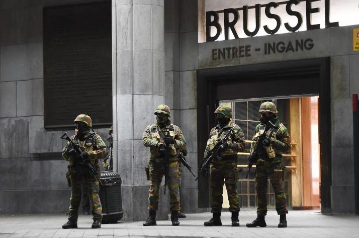 Urban Geopolitics of Affect in Brussels